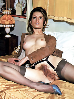 Vintage Hairy Pussy Pics