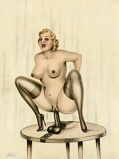 Vintage Cartoon Pics