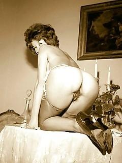 Vintage Black And White Pics